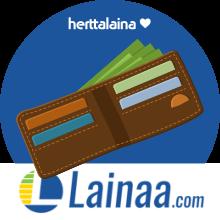 Lainaa.com lainarahat tilillä: saman päivän aikana