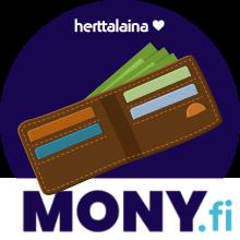 Mony.fi lainarahat tilillä: