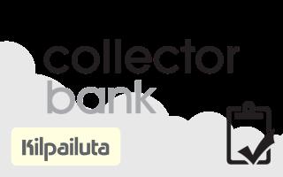 Kilpailuta Collector bank lainat