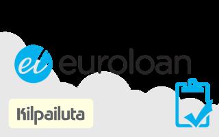 Kilpailuta Euroloan lainat