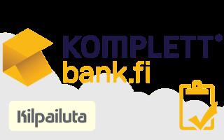 Kilpailuta Komplett Bank lainat