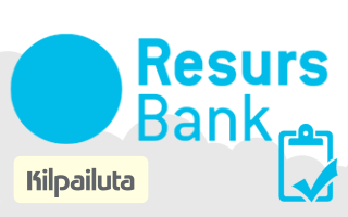 Kilpailuta Resurs Bank lainat