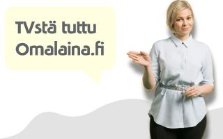 TV:stä tuttu Omalaina.fi