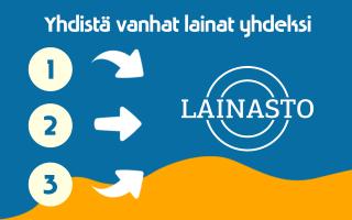 Yhdistä Lainasto.fi laina