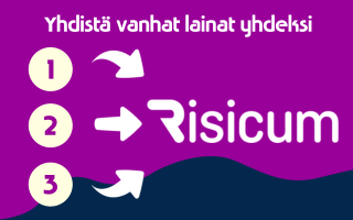 Yhdistä Risicum laina