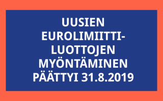Eurolimiitti.fi ilmoitus