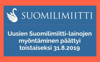 Suomilimiitti.fi ilmoitus